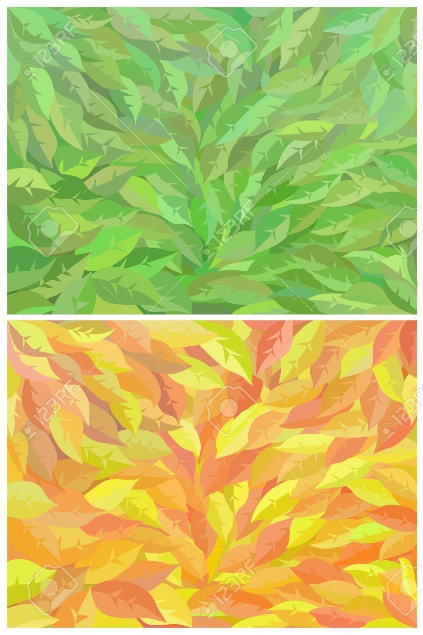 foliage Stock Vector - 15932197