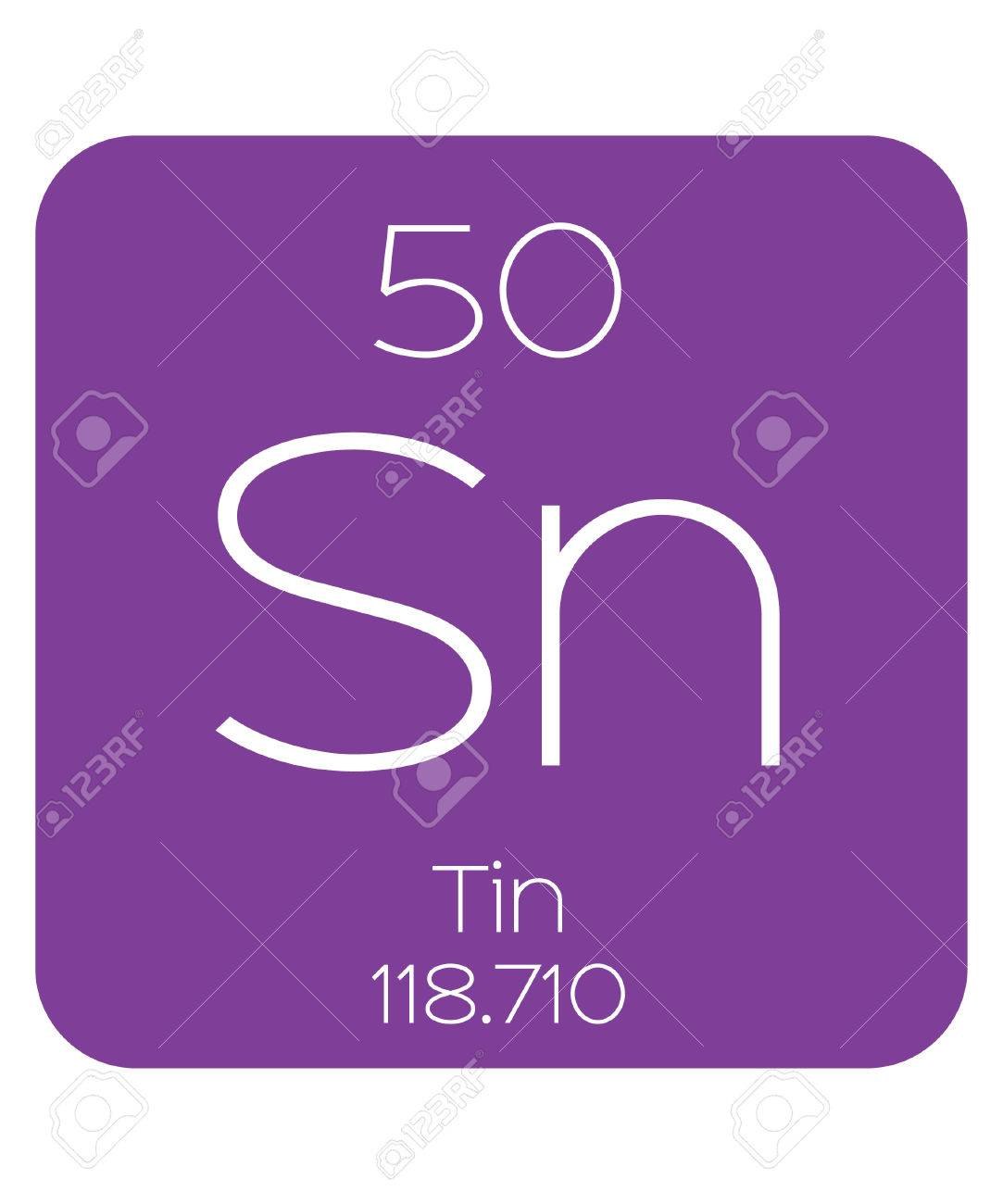 The periodic table of the elements tin stock photo picture and stock photo the periodic table of the elements tin urtaz Gallery