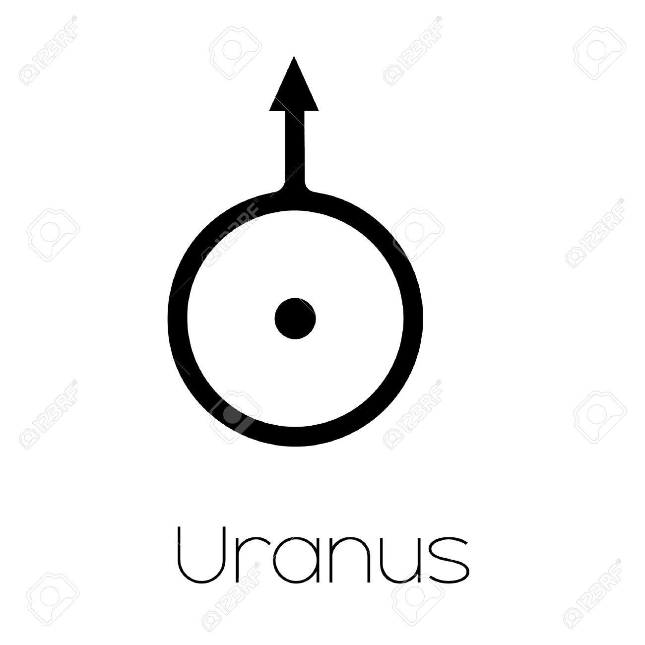 Illustrated planet symbols uranus stock photo picture and royalty illustrated planet symbols uranus stock photo 46315204 biocorpaavc Gallery