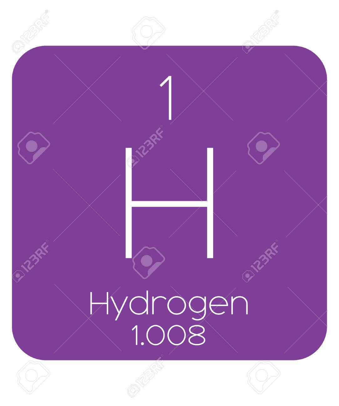 The periodic table of the elements hydrogen stock photo picture the periodic table of the elements hydrogen stock photo 46328900 gamestrikefo Choice Image