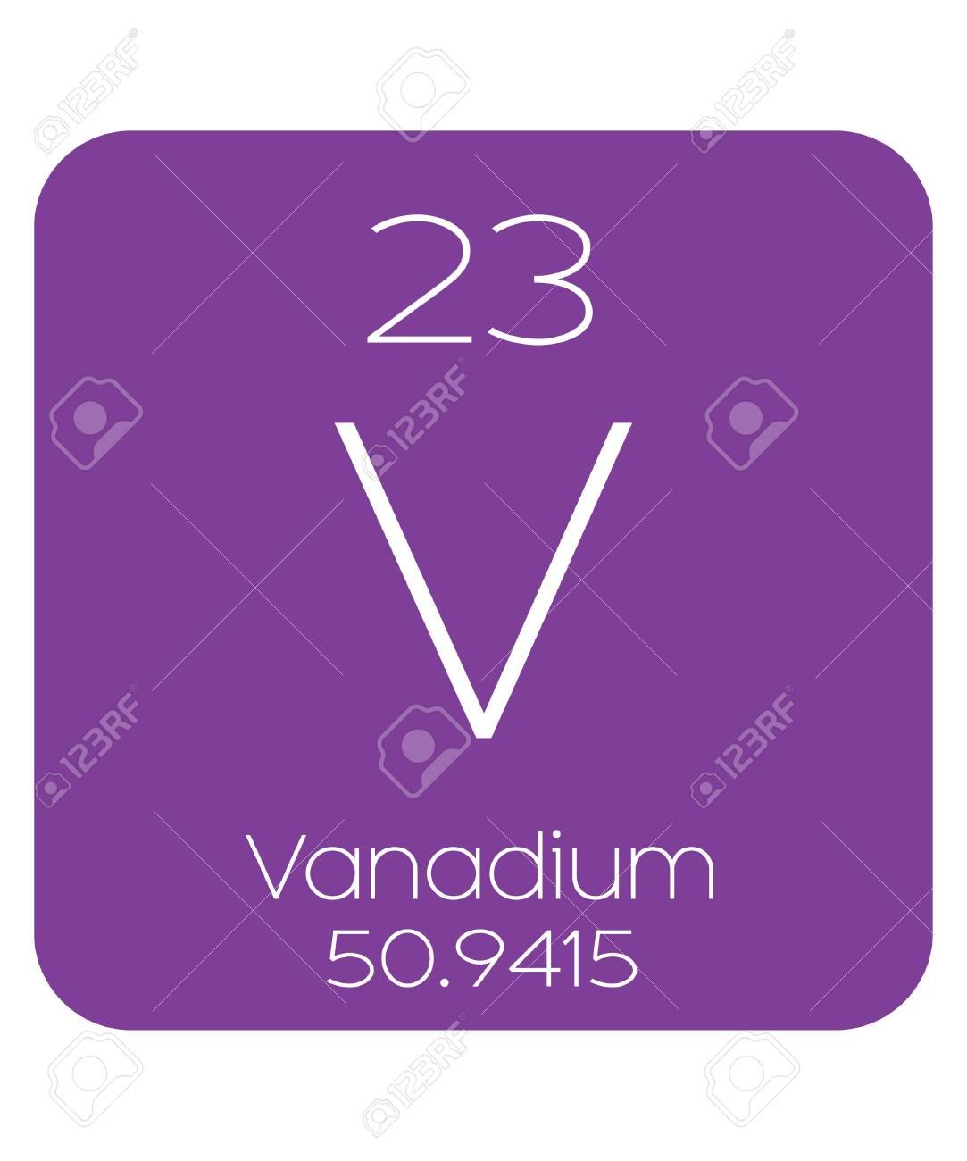 La tabla peridica de los elementos vanadio fotos retratos foto de archivo la tabla peridica de los elementos vanadio urtaz Image collections