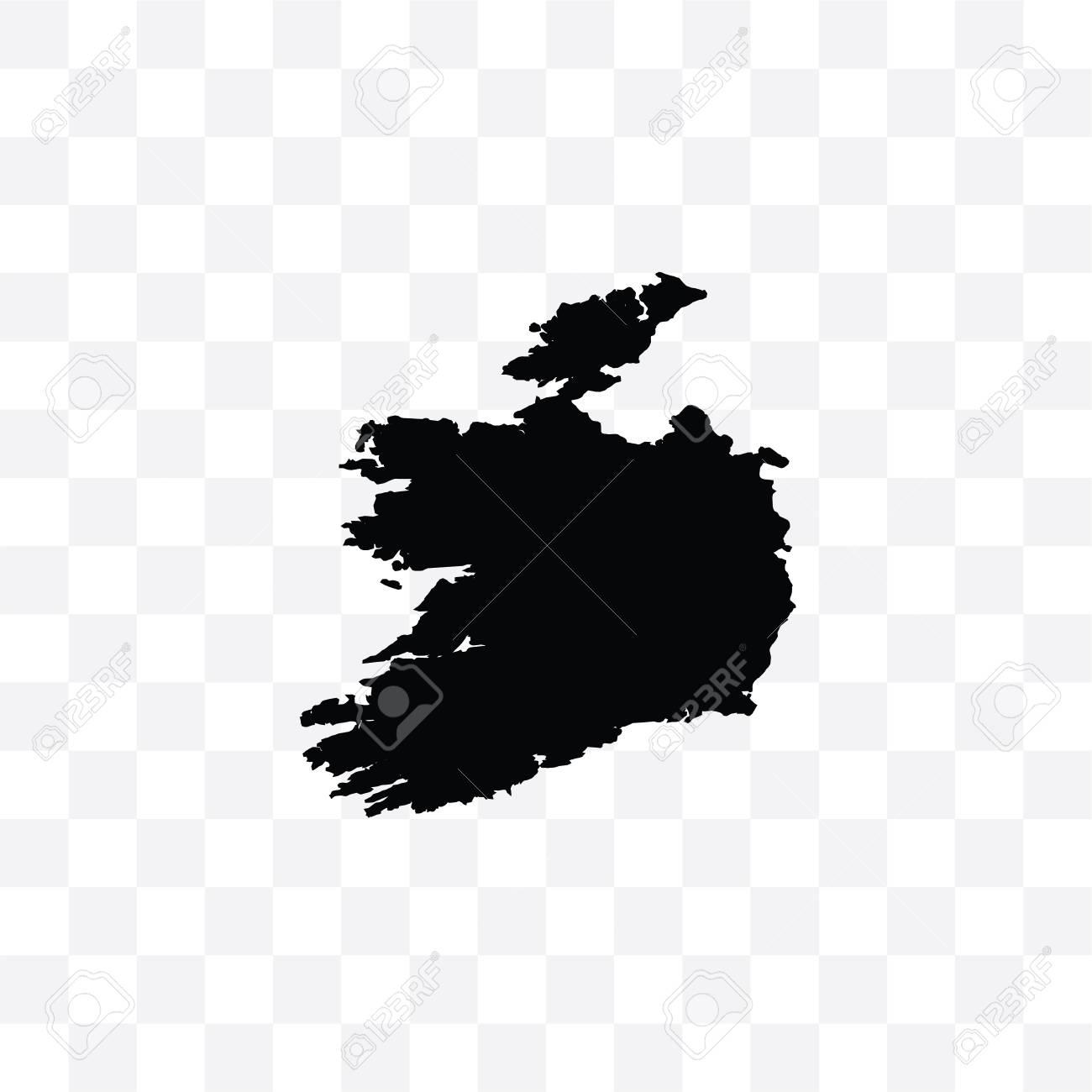Ireland Country Shape