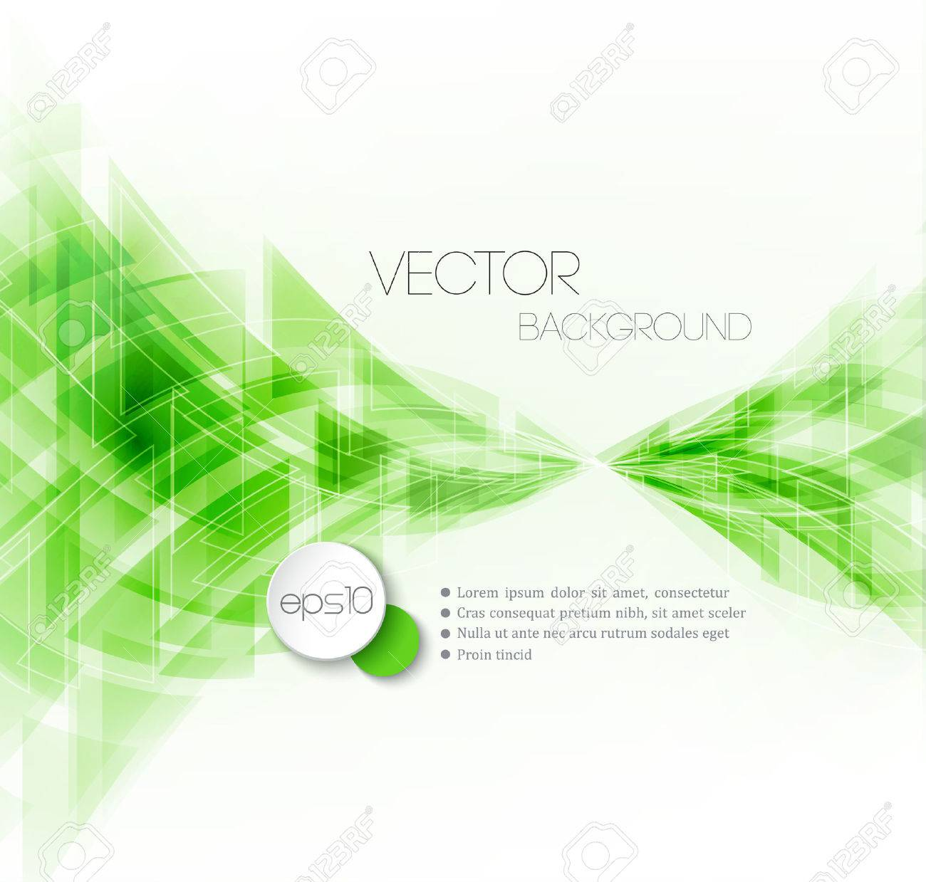 Vector Abstract Geometric Background. Triangular design. - 45044164