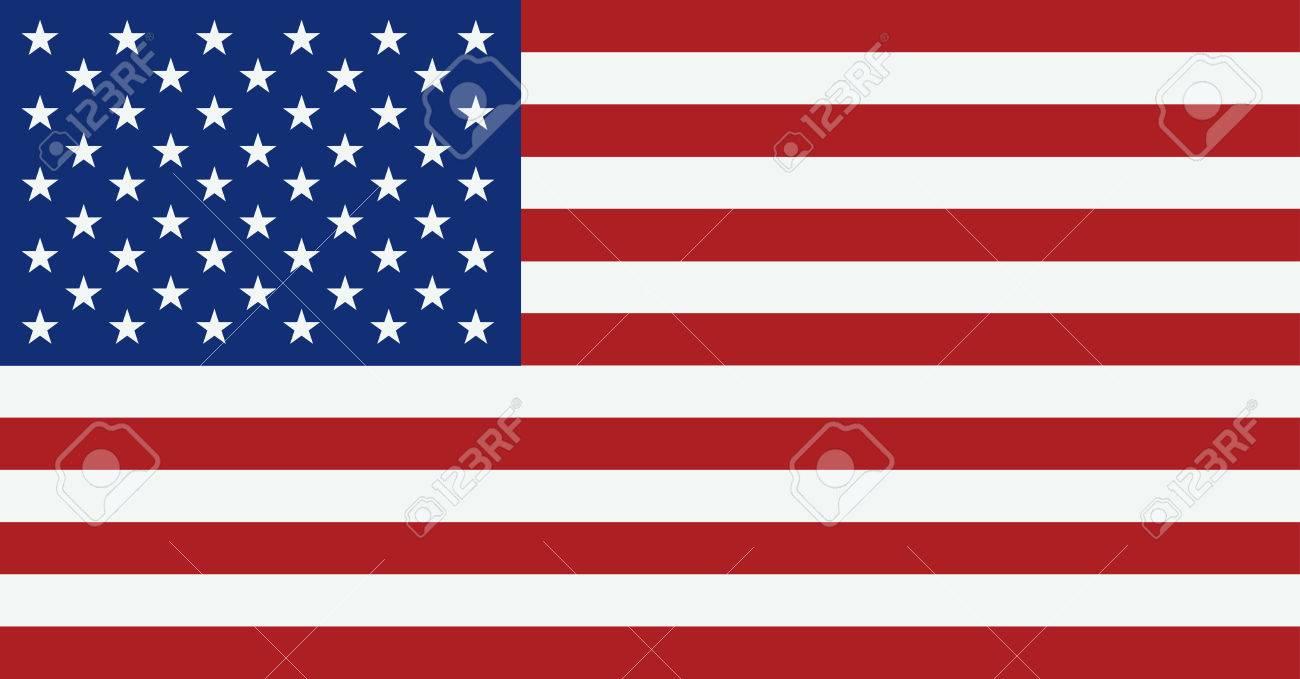 United States flag. USA flag. American symbol - 54436533