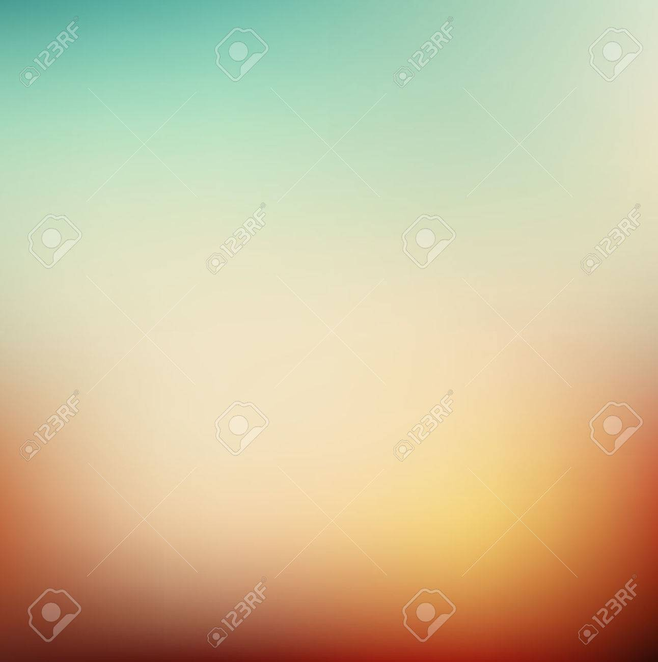 Vector illustration of soft colored abstract background. Summer light background - 54436540