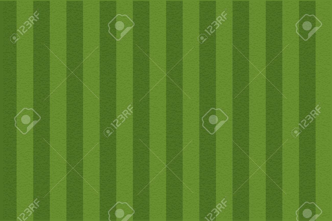 Soccer field, illustration. Football field with lines - 54493445