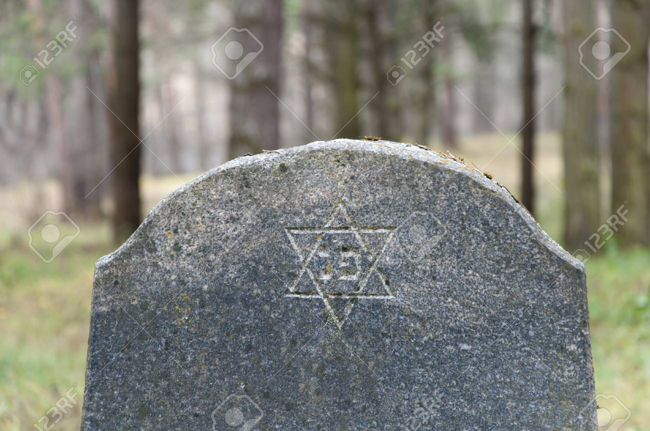 Image result for jewish star of david tombstone
