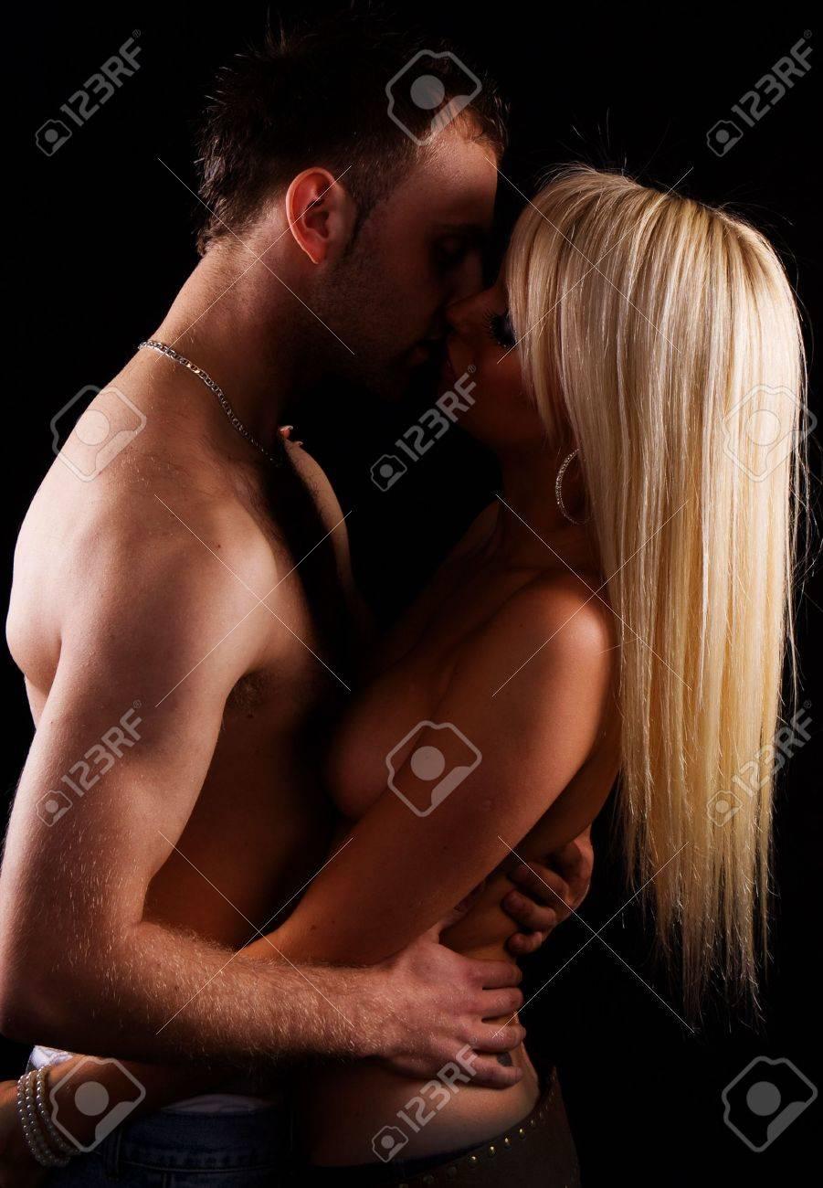 Girls kiss sexy