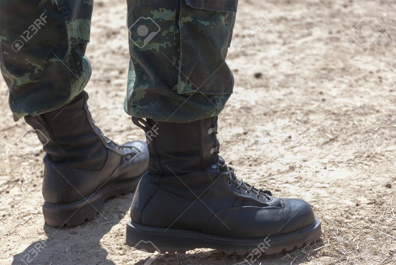 army parade boots close up stock photo picture and royalty free