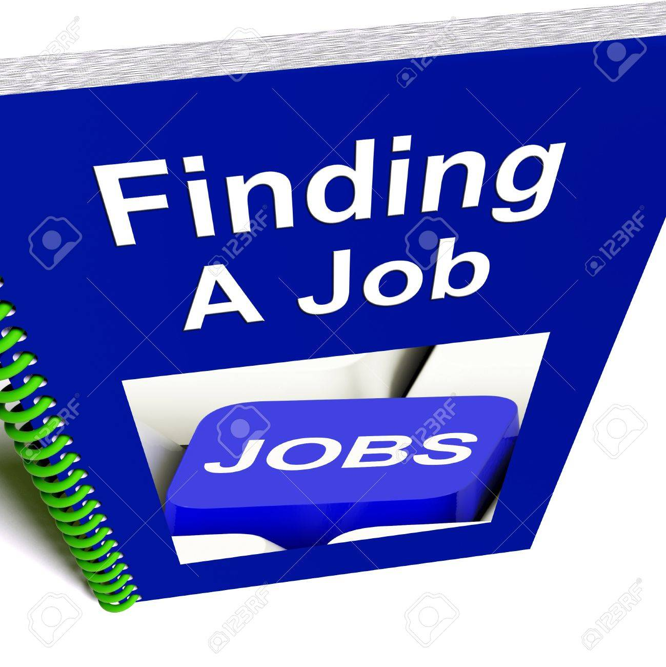 finding a job book giving career advice stock photo picture and finding a job book giving career advice stock photo 14562768