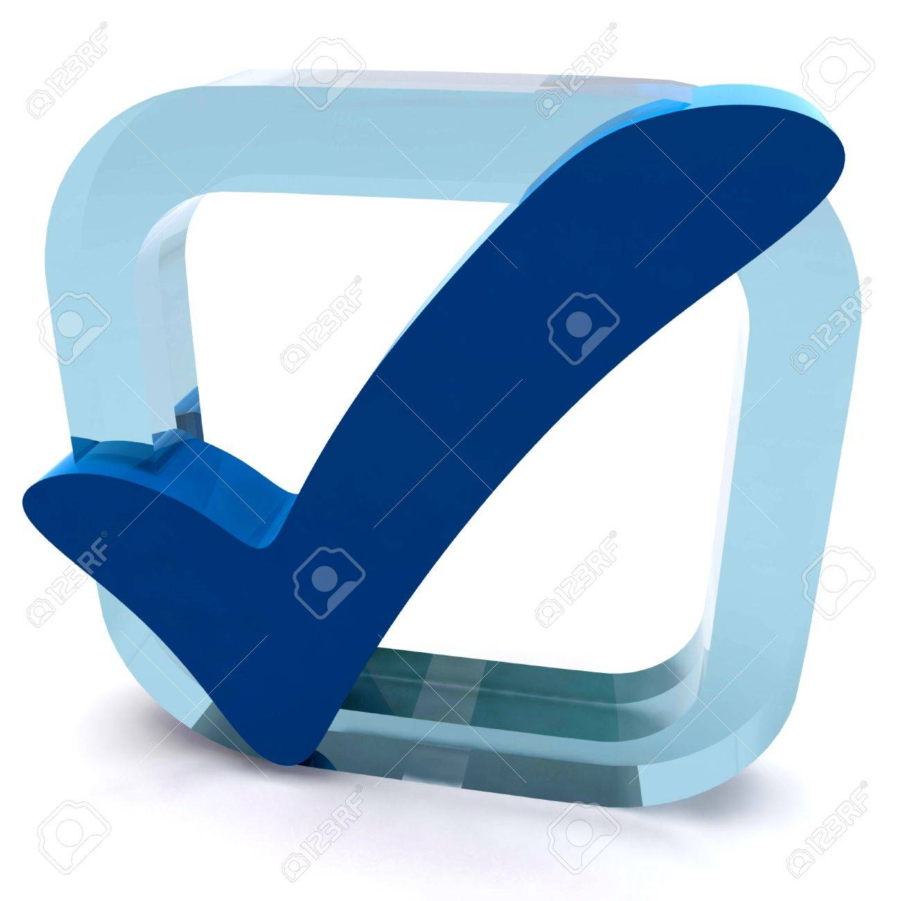 Boxed blue tick showing quality excellence approved passed satisfied boxed blue tick showing quality excellence approved passed satisfied stock photo 16517897 buycottarizona Gallery