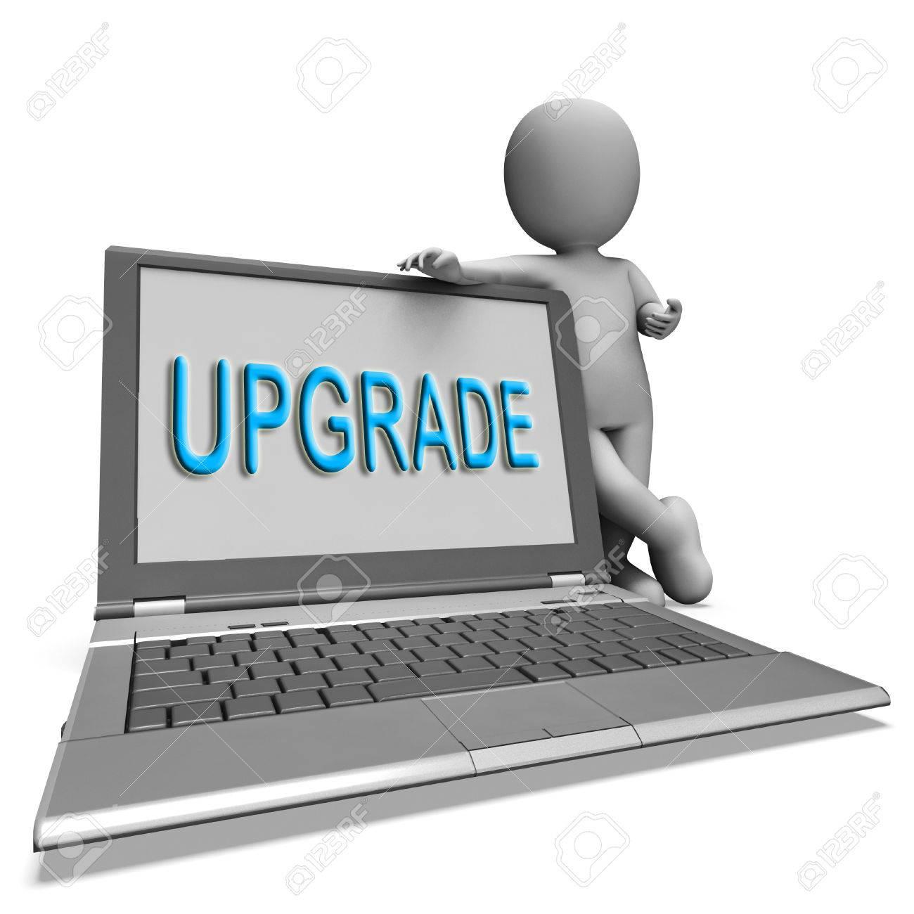 Upgrade betekenis
