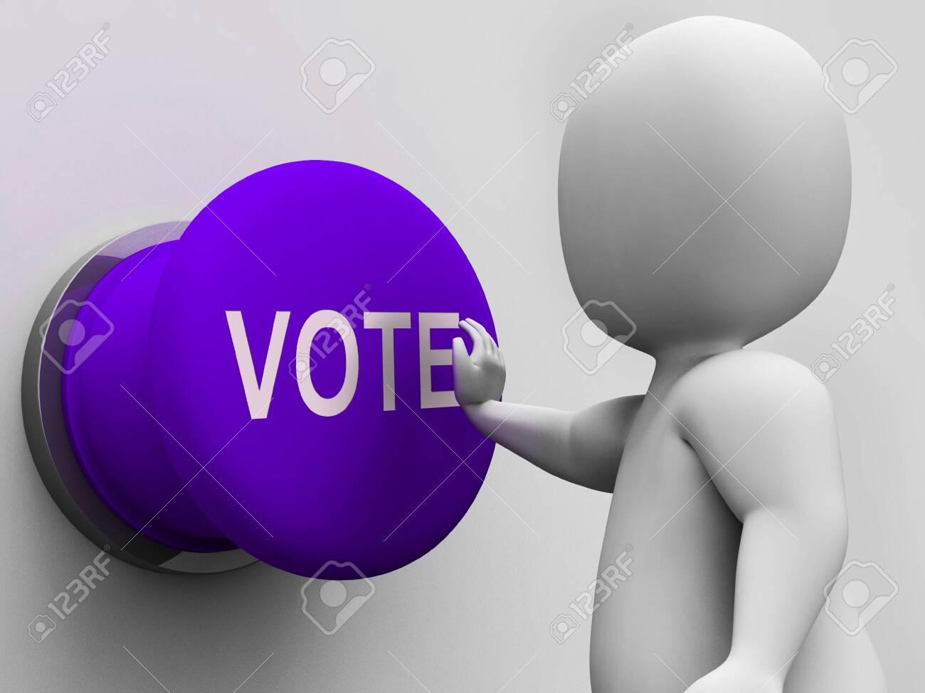 Voto significado
