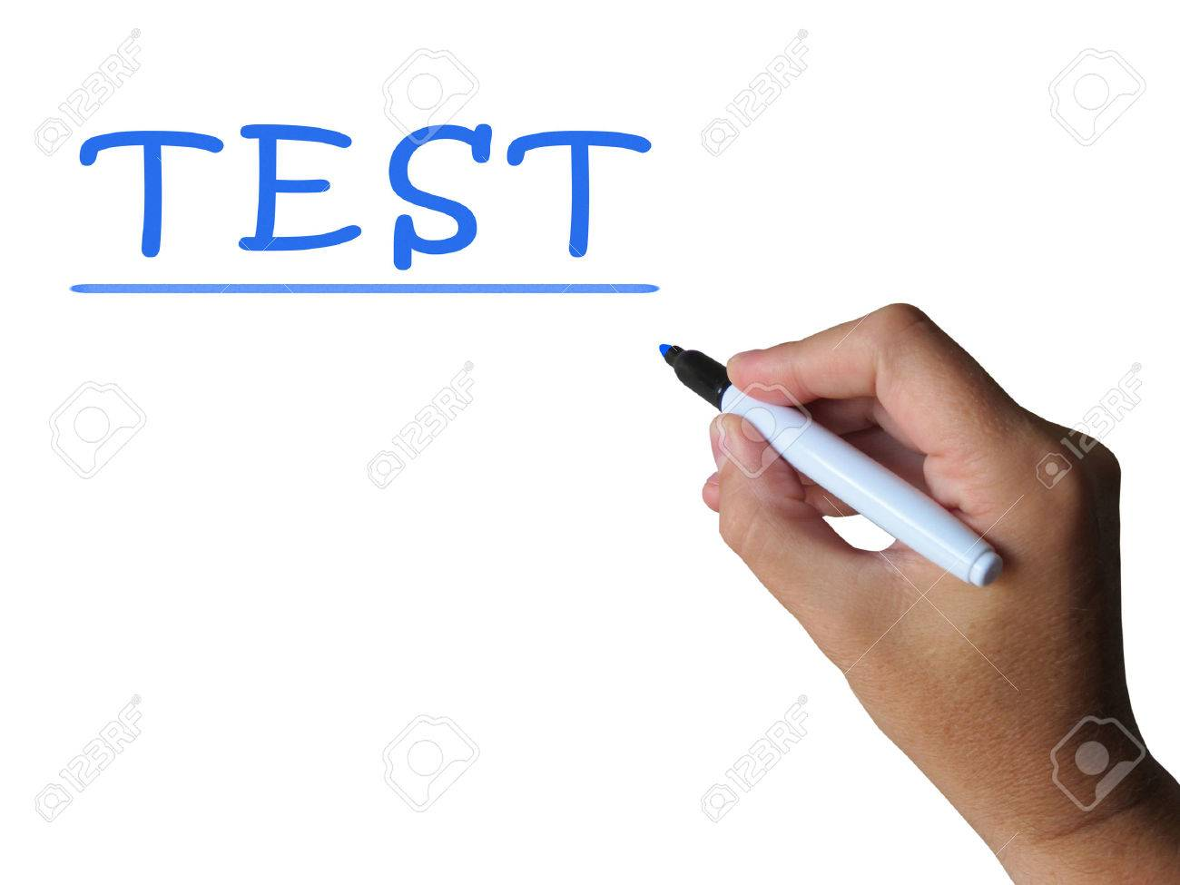 Test Word Meaning Examination Assessment And Mark Stock Photo Picture And Royalty Free Image Image 27900265 Assessment synonyms, assessment pronunciation, assessment translation, english dictionary definition of assessment. test word meaning examination assessment and mark