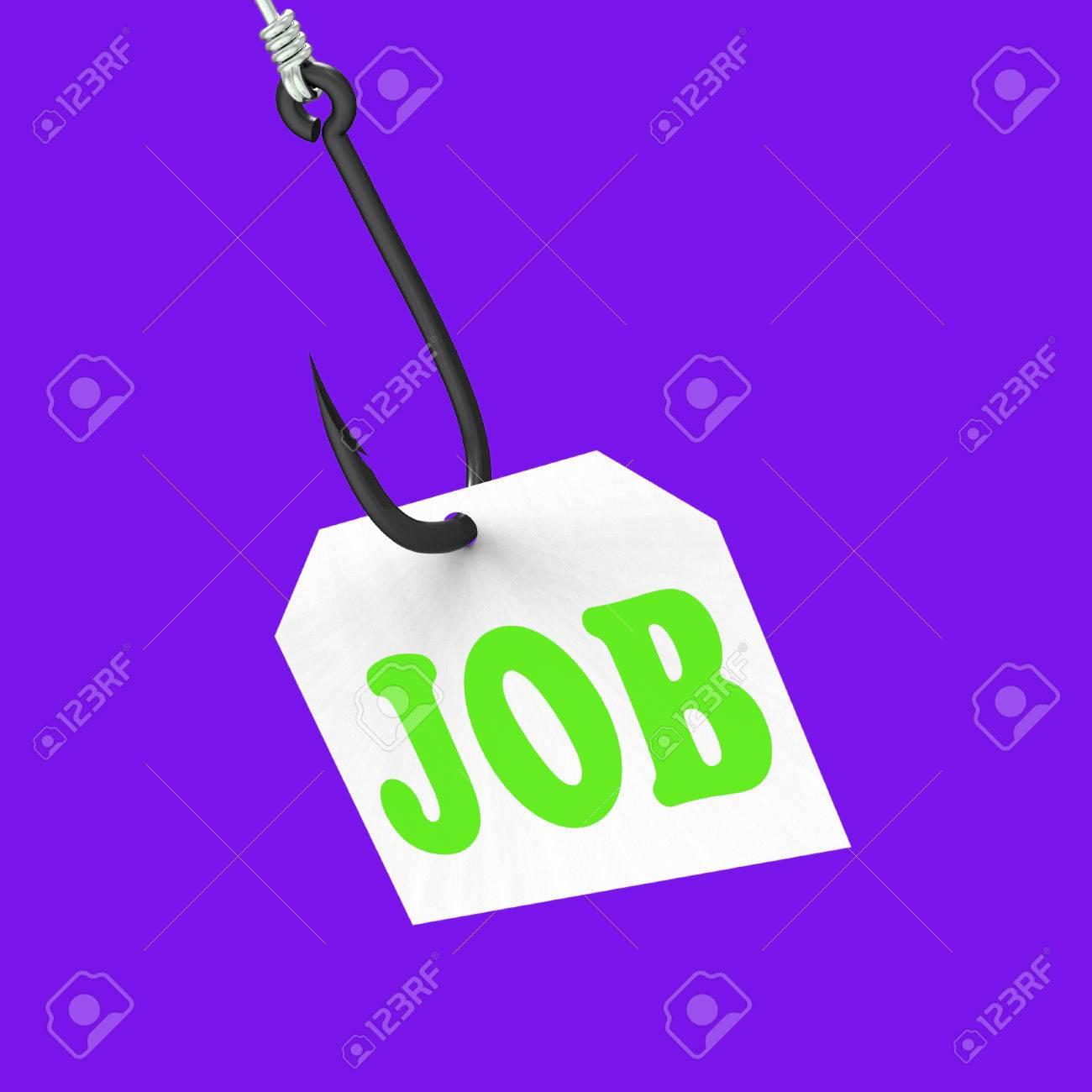 Job On Hook Significado Empleo Trabajo Profesional O De La Ocupación ...