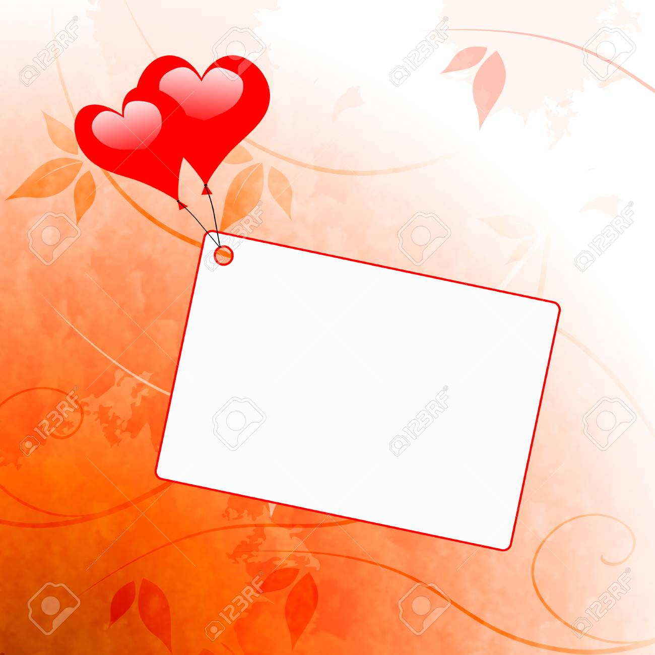 Heart balloons on note meaning wedding invitation or love letter heart balloons on note meaning wedding invitation or love letter stock photo 27900532 stopboris Choice Image