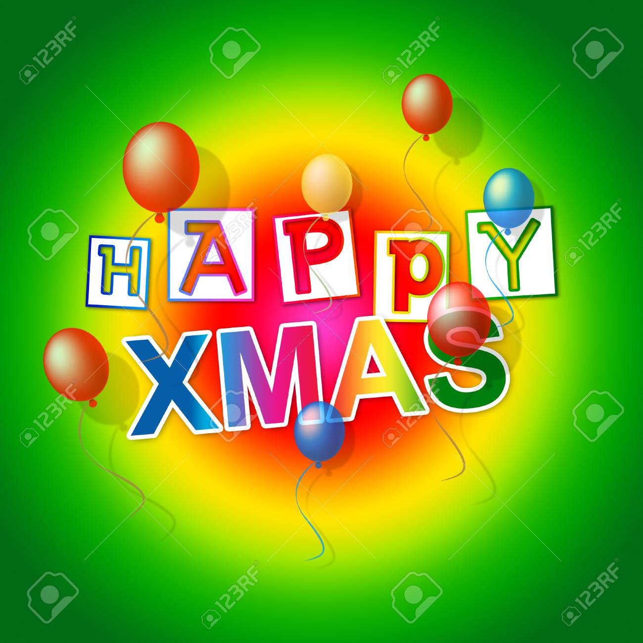 Christmas Meaning.Happy Xmas Meaning Merry Christmas And Festive