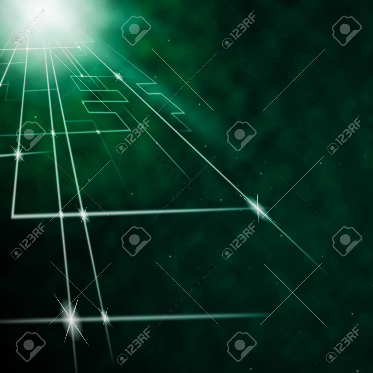 Circuito Significado : Antecedentes circuito laser significado arte de neón o líneas