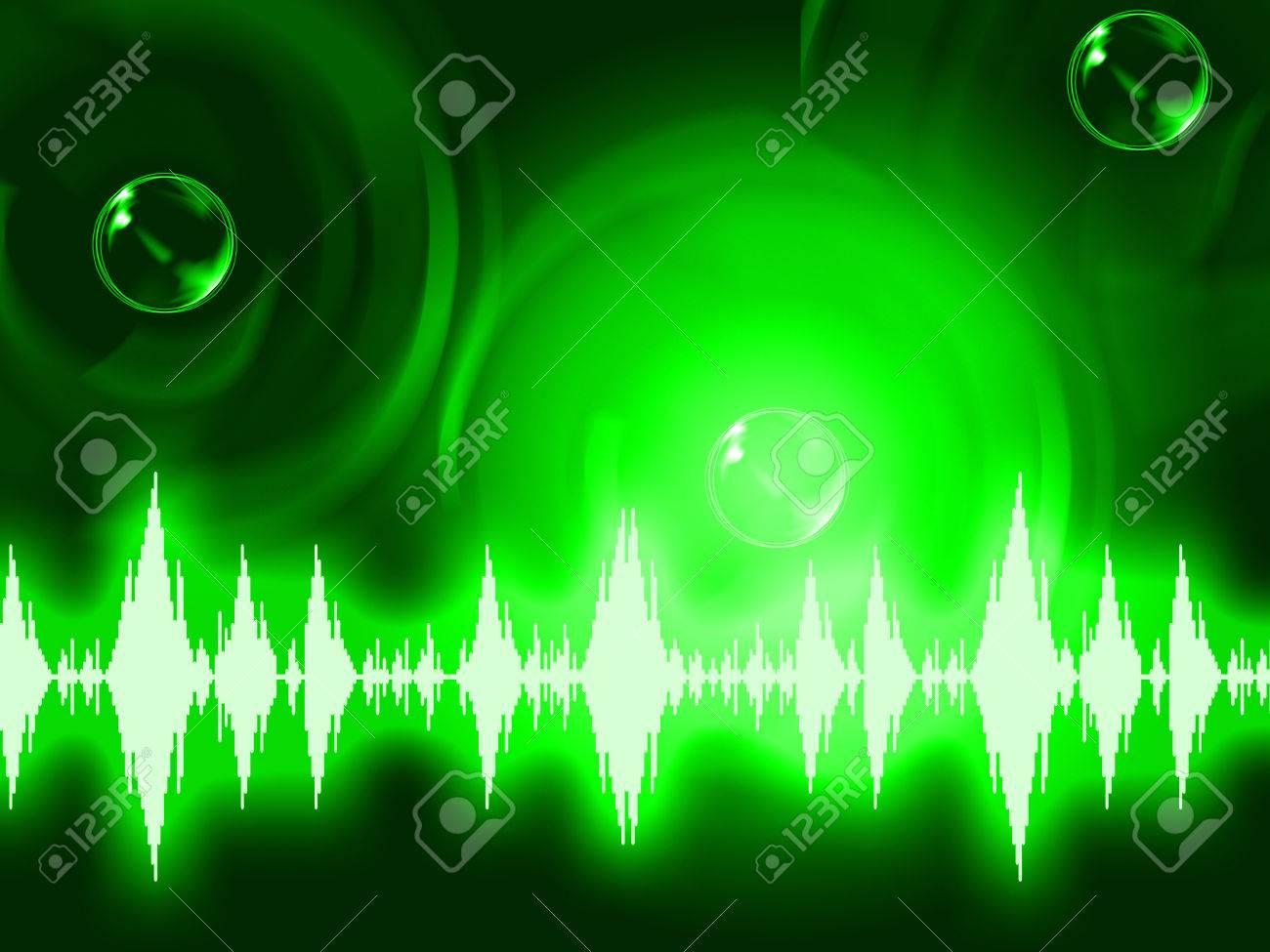 Fantastic Wallpaper Music Soundwave - 29632893-sound-wave-background-showing-glowing-background-or-equalizer-wallpaper  Pic_885261.jpg