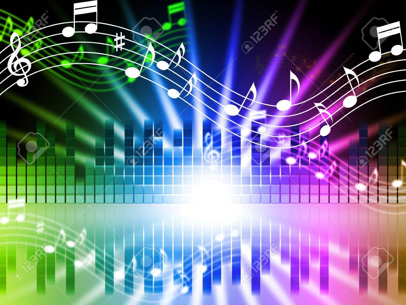 Significado de fondo musical