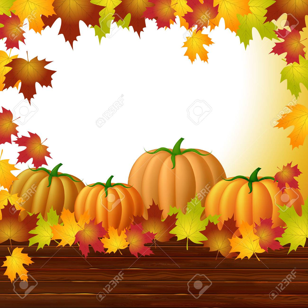 Pumpkin Copyspace Meaning Trick Or Treat And Happy Halloween Stock ...