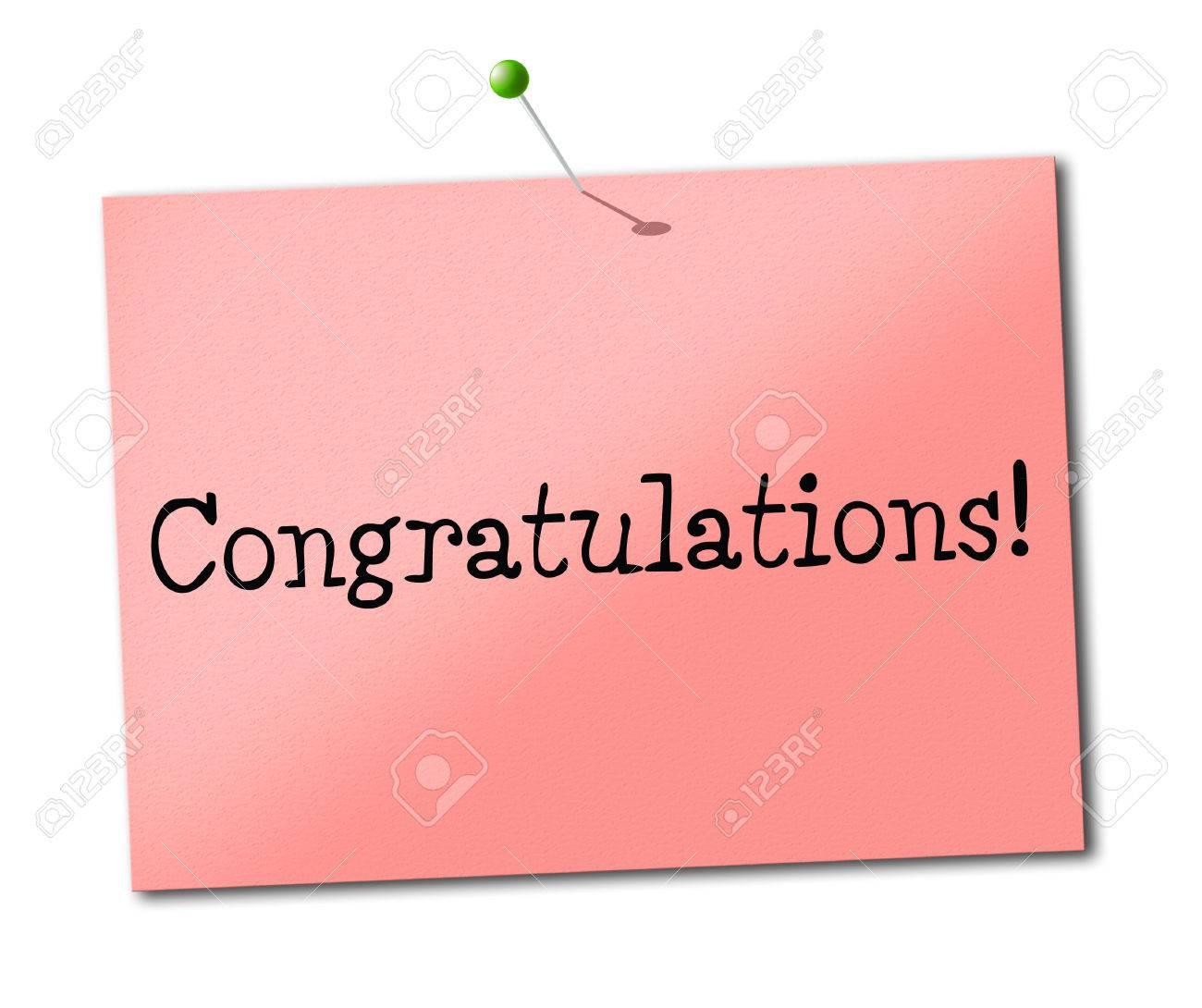 sign congratulations indicating celebrate accomplish and sign congratulations indicating celebrate accomplish and accomplishment stock photo 31944286