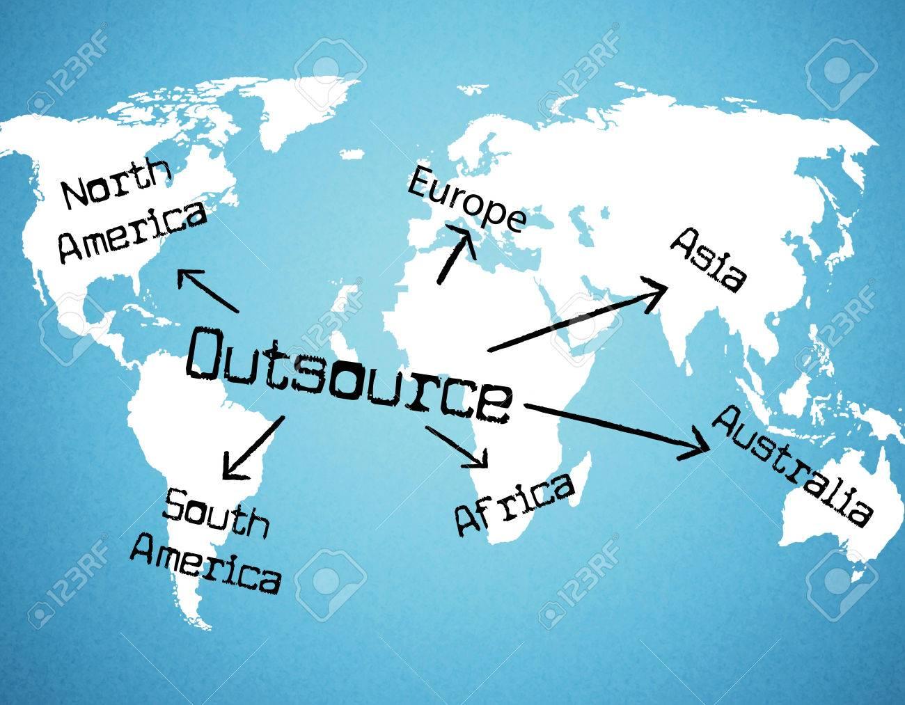 Outsource Worldwide Significado Contratista Independiente Y La ...