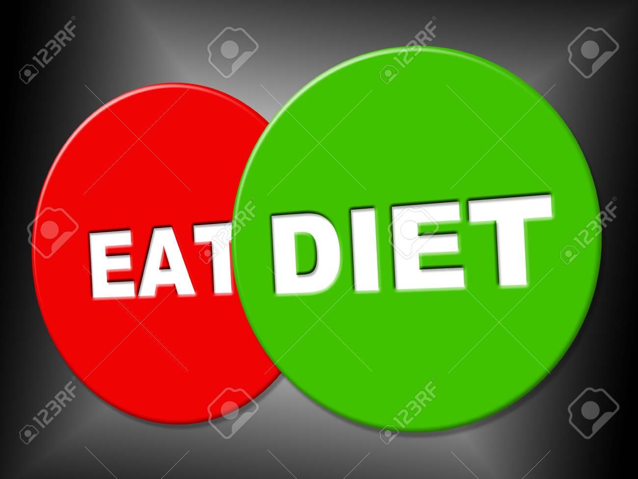 como va la dieta meaning
