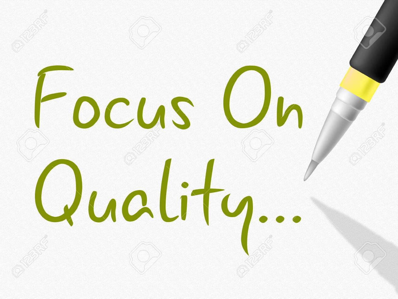 Apostamos por la calidad que muestra excelentes Aprobar y perfección