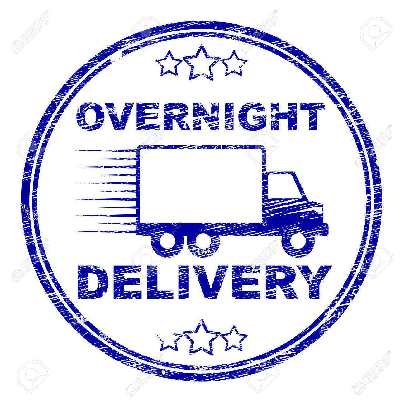 Overnight Package Shipping