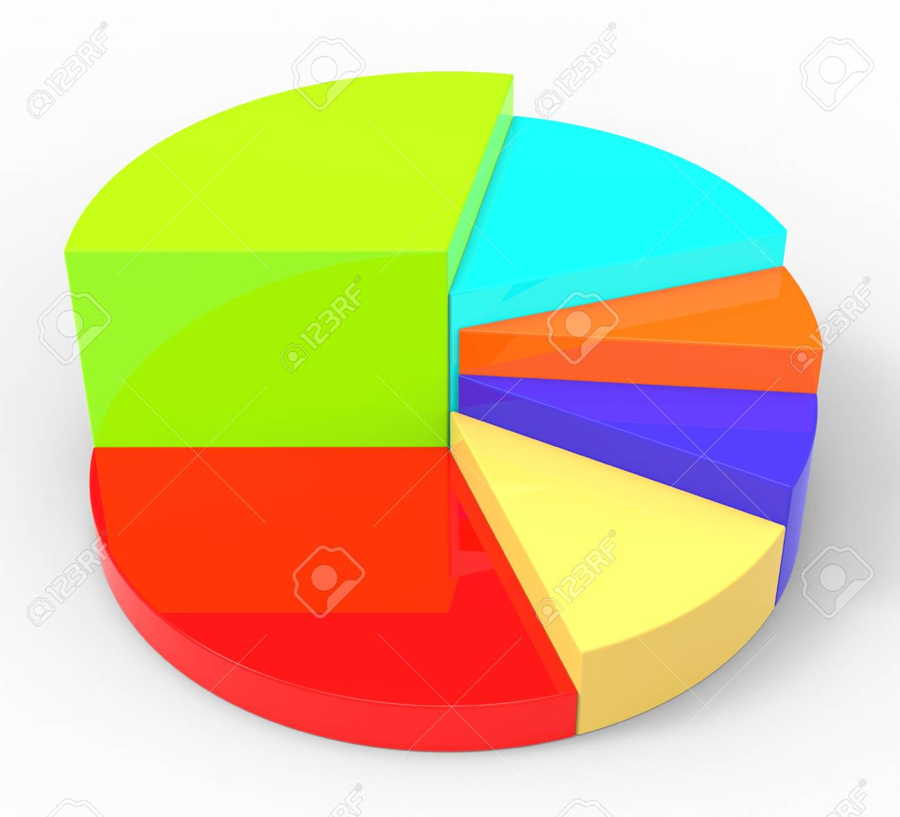 Pie chart meaning business graph and reports stock photo picture pie chart meaning business graph and reports stock photo 40542381 ccuart Image collections