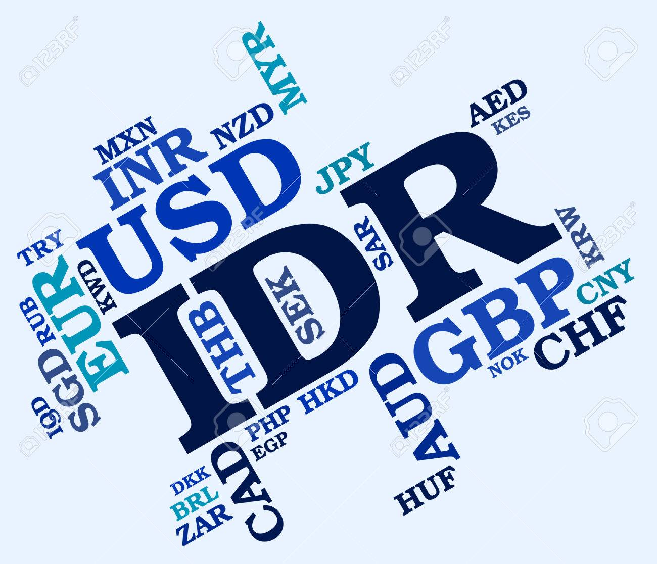 Idr currency representing exchange rate and rupiah stock photo idr currency representing exchange rate and rupiah stock photo 41878977 buycottarizona Images
