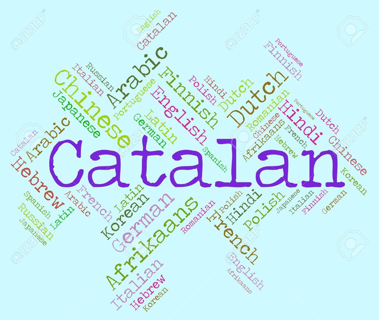 Resultado de imagen para idioma catalan