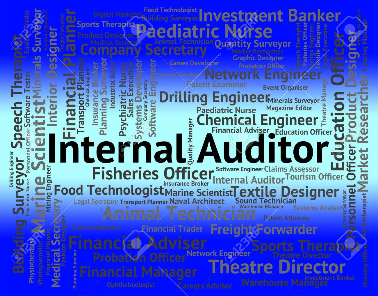 The auditor is ... The meanings and the origin of the word
