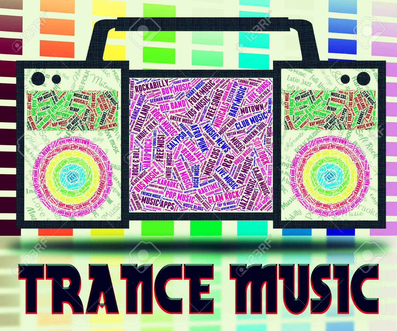 Trance Music Meaning Sound Tracks And Melodies