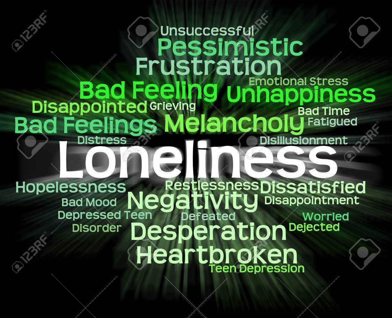 Dealing with loneliness and rejection