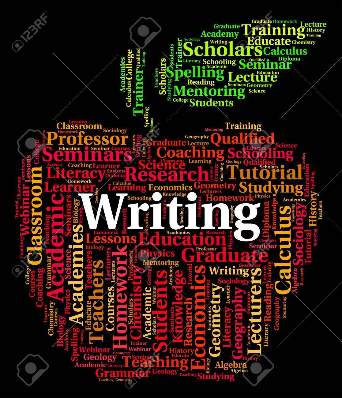 Schreibwortanzeige Write Words And Veröffentlichen Lizenzfreie Fotos ...