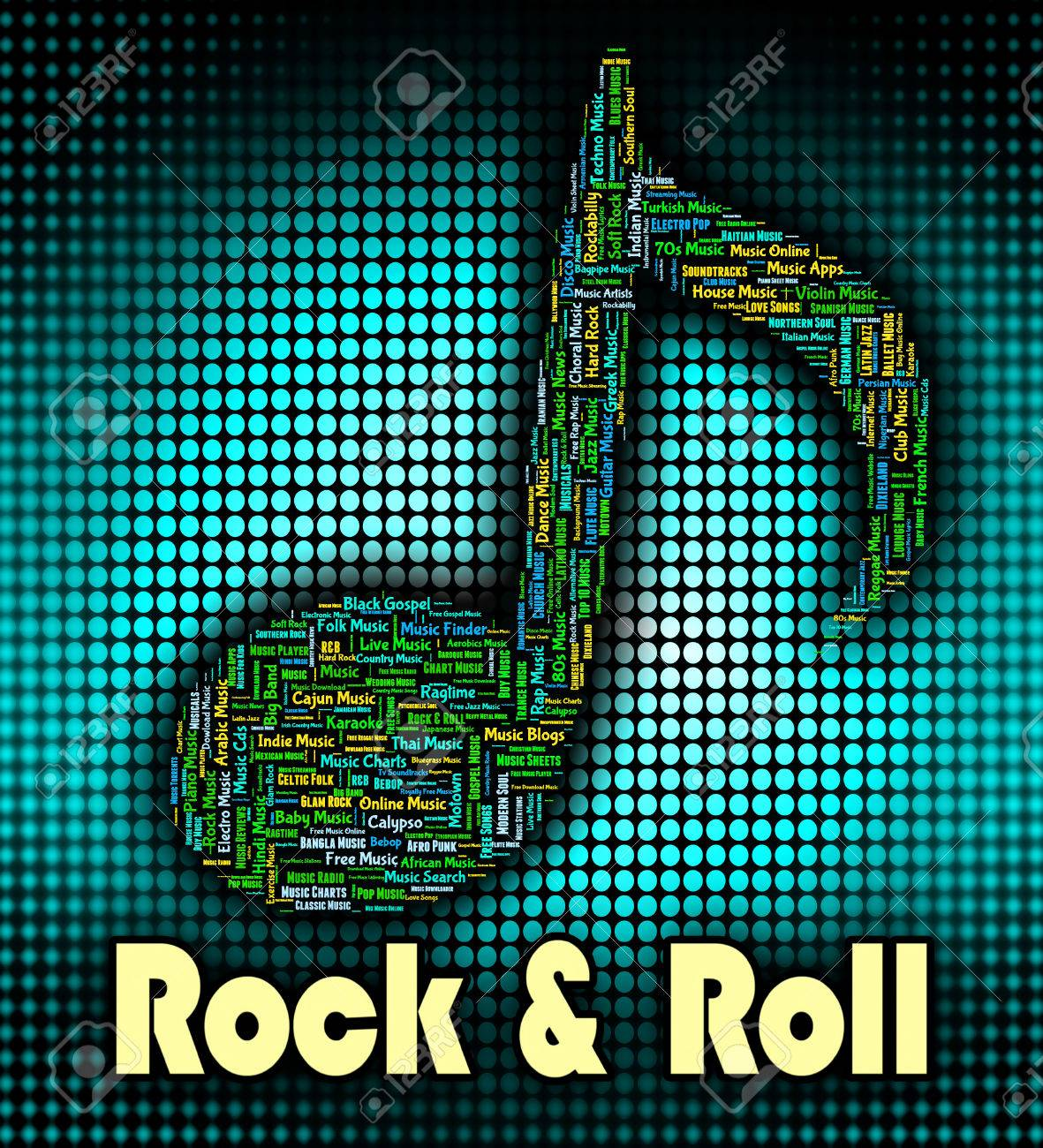 Rock And Roll Meaning Sound Track And Tune