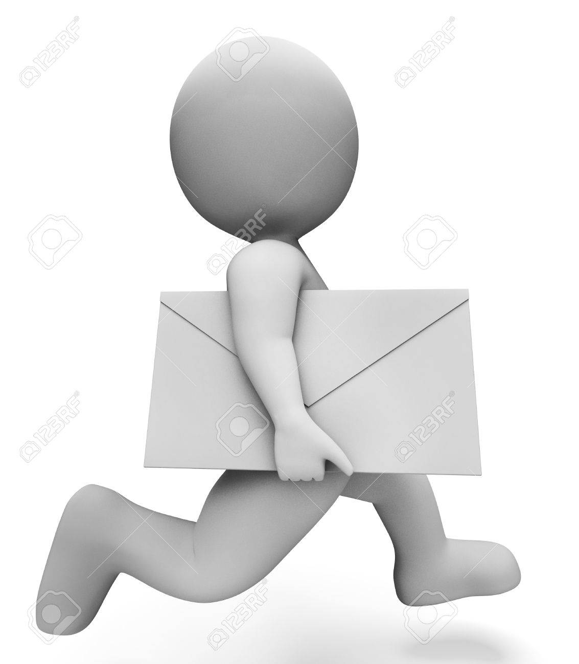 letter delivery