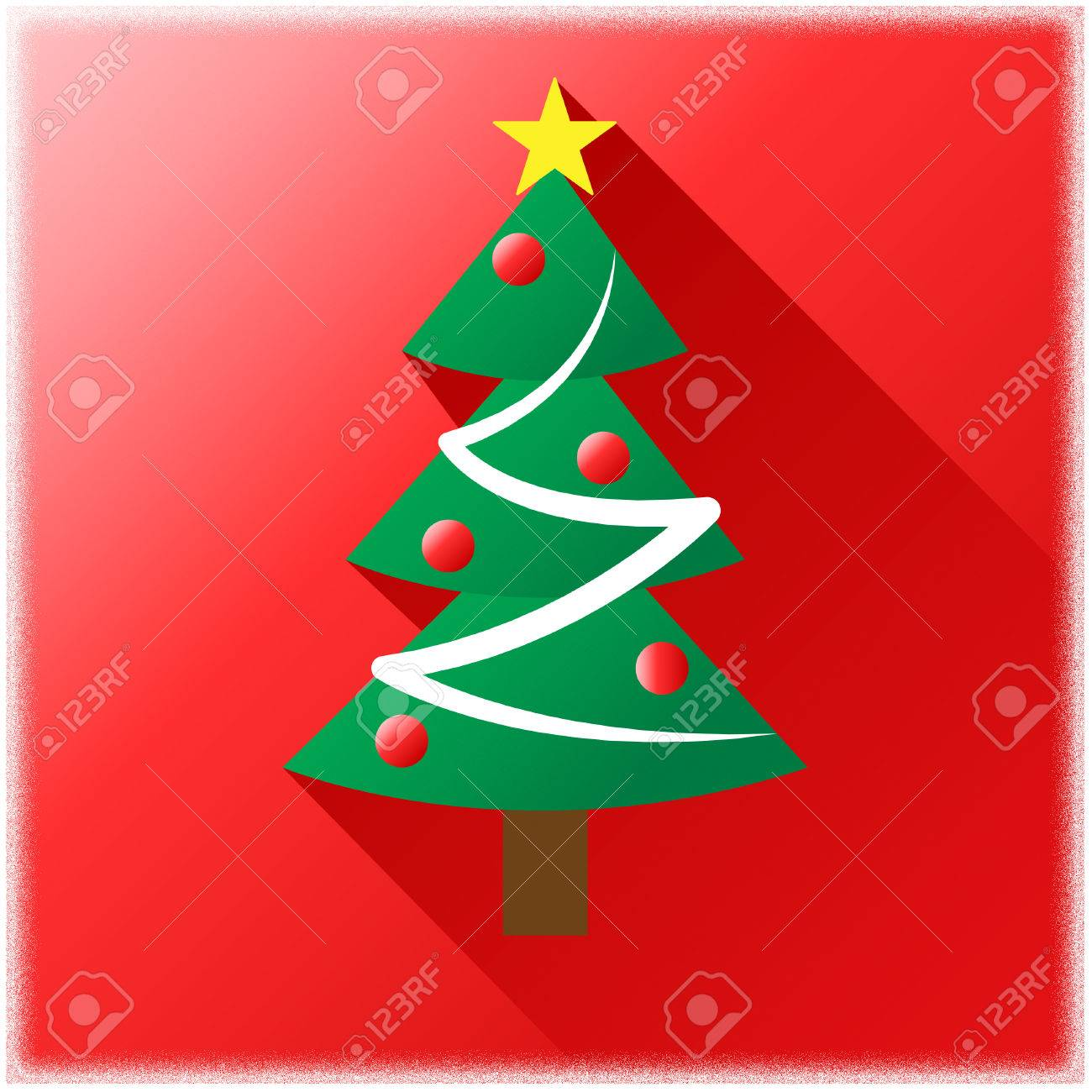 Christmas Tree Meaning.Christmas Tree Icon Meaning Happy Xmas And Sign