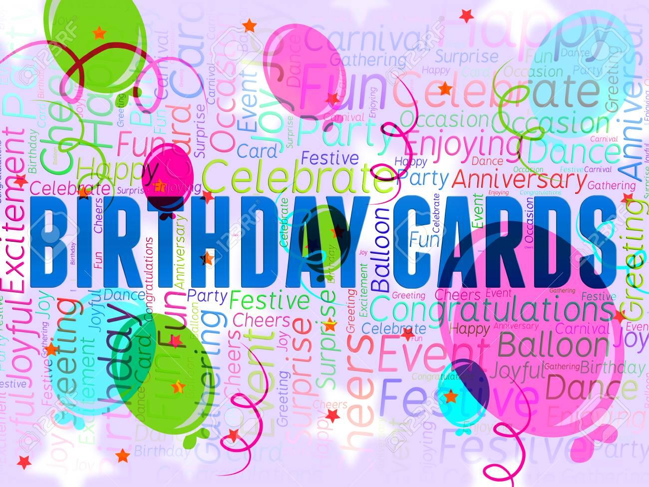 Geburtstagskarten und wunsche