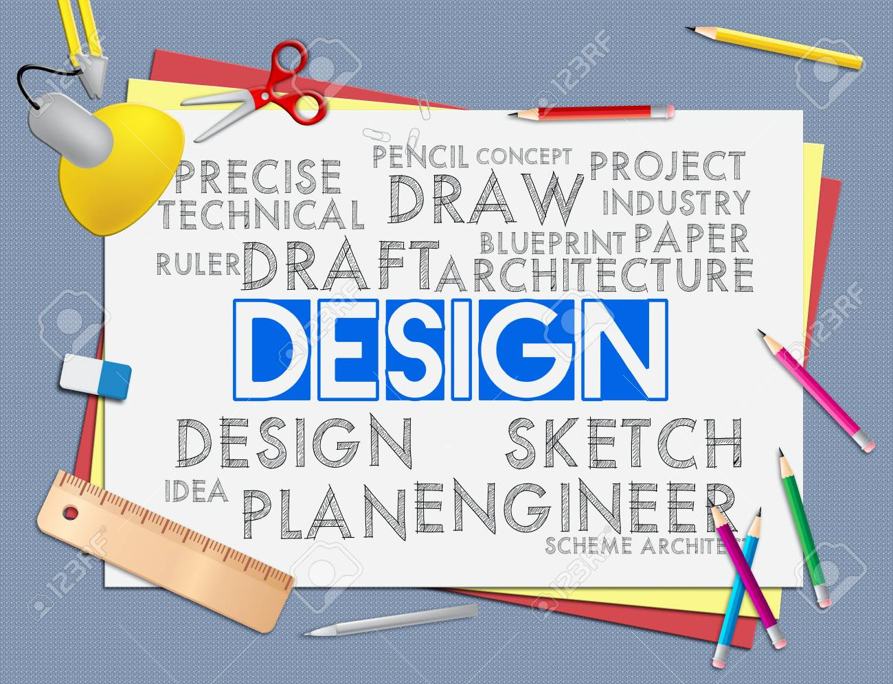 Design words meaning development creativity and creation stock photo design words meaning development creativity and creation stock photo 62324635 malvernweather Image collections