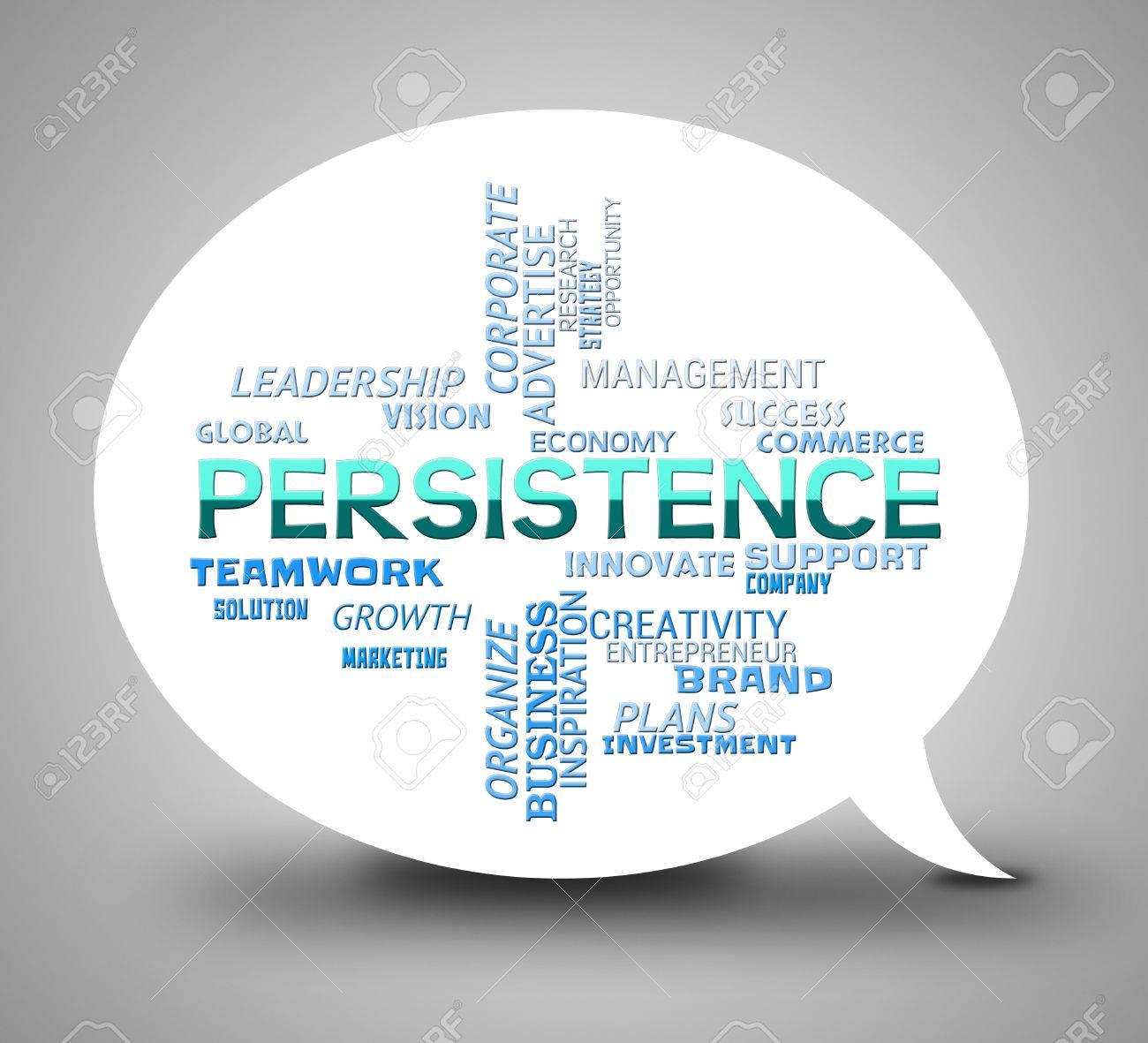 perseverance speech
