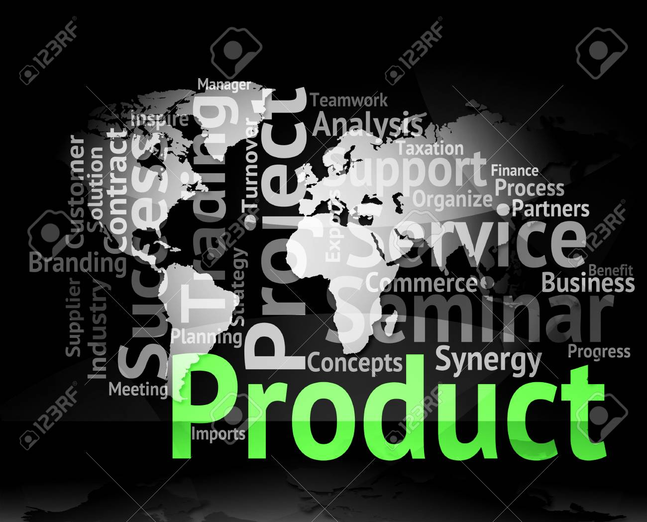 Product Word World Map Means Stocks Purchase And Store Stock Photo Picture And Royalty Free Image Image 70552860
