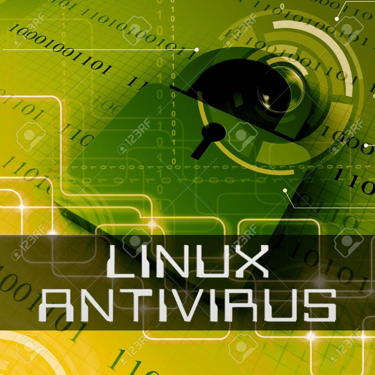open antivirus