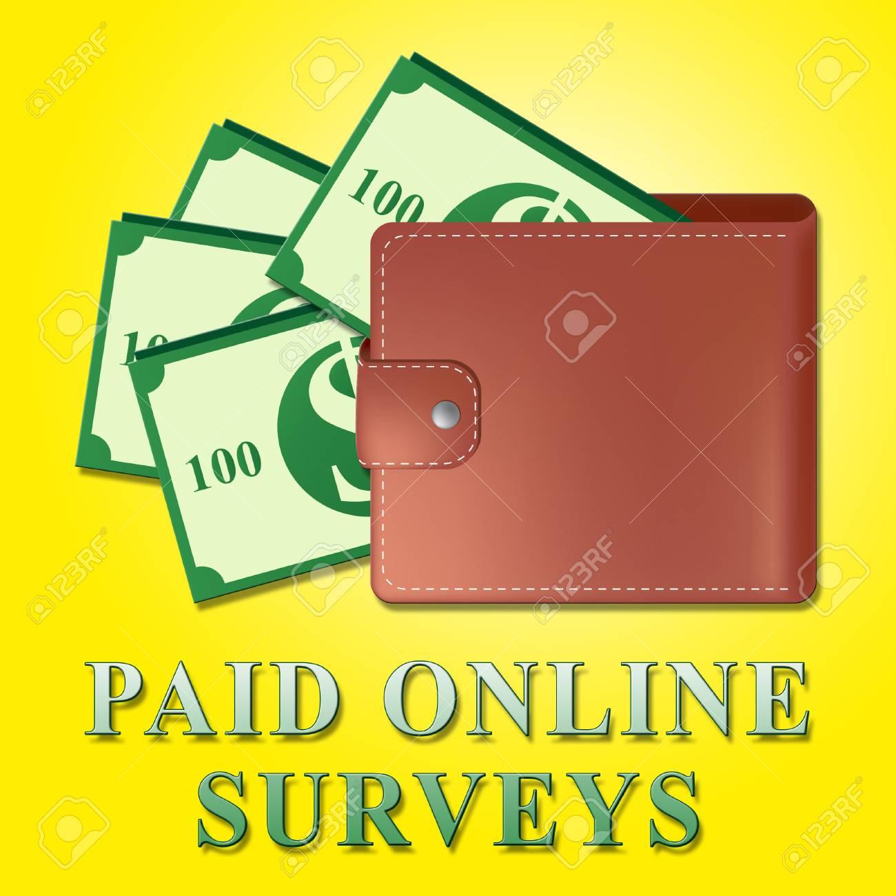 Portemonnee Betekenis.Betaald Online Enquetes Portemonnee Betekenis Internet Survey 3d