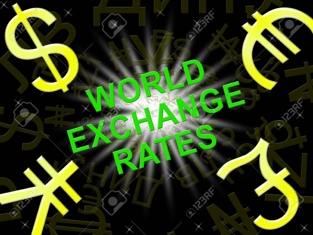World exchange rates symbols indicating foreign exchange 3d world exchange rates symbols indicating foreign exchange 3d illustration stock illustration 79714107 biocorpaavc Images