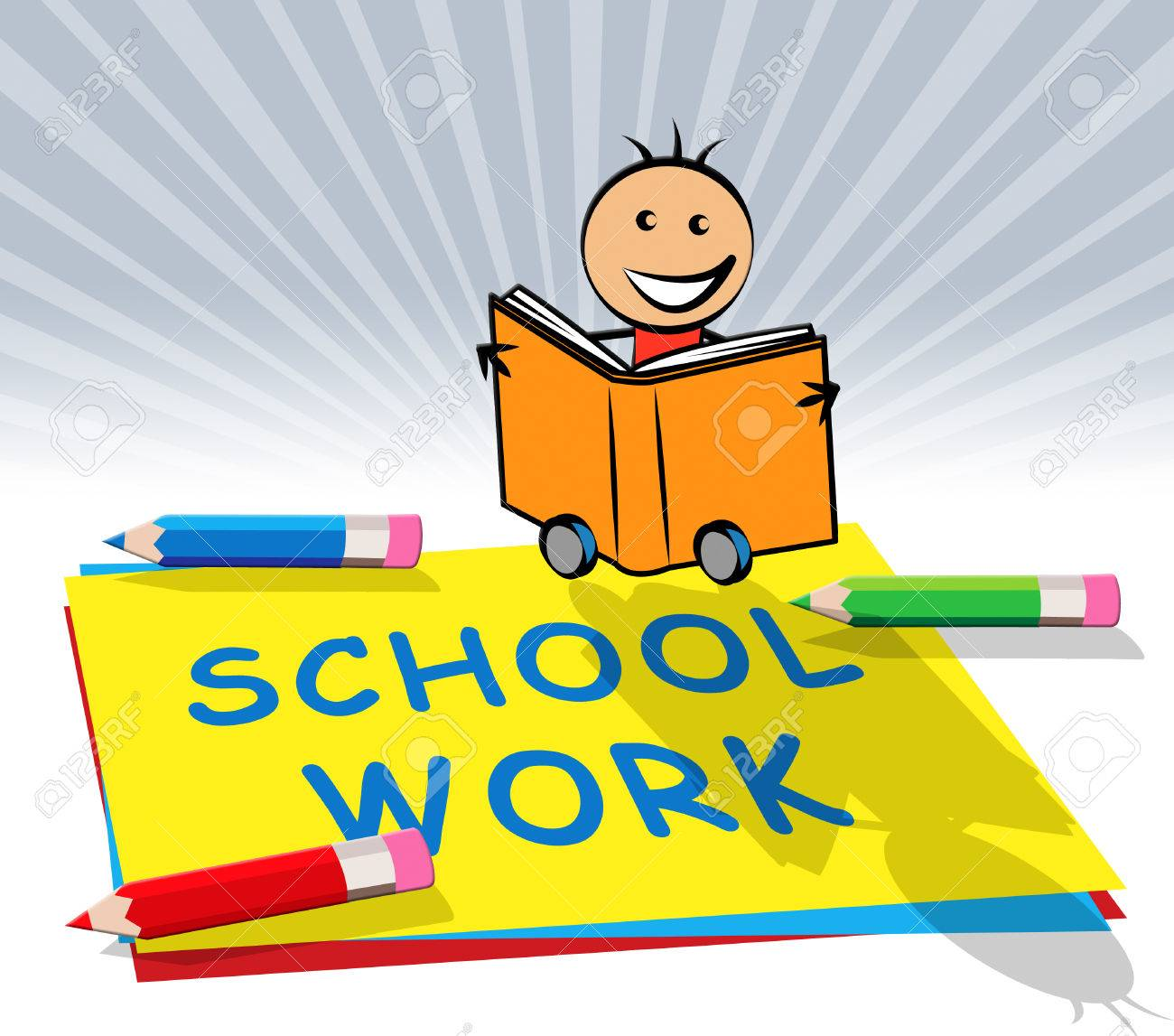 School Work from Home