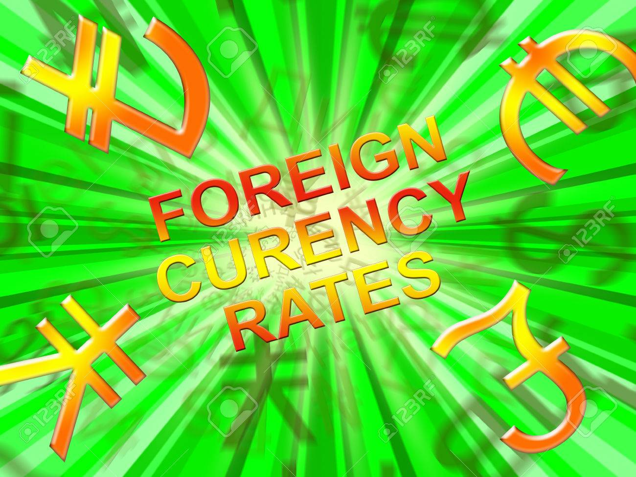 Foreign exchange rates symbols means forex 3d illustration stock foreign exchange rates symbols means forex 3d illustration stock illustration 79715625 biocorpaavc Images
