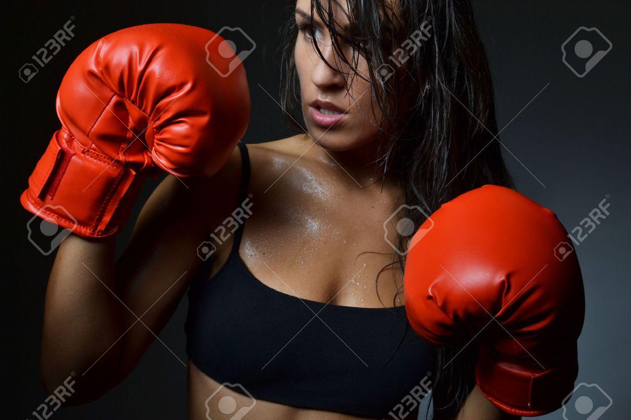 Фото девочек в боксе 22 фотография